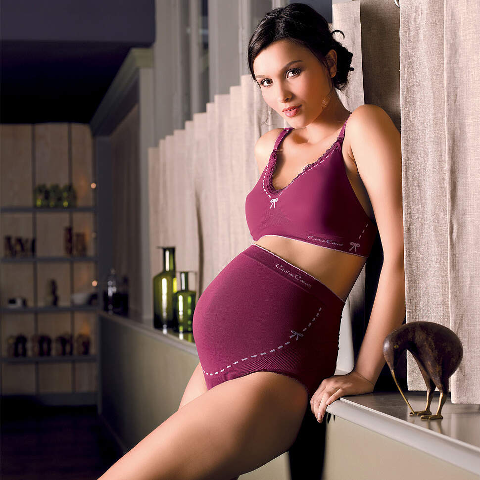Как правильно подобрать белье для беременной